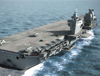 UK Largest Aircraft Carrier