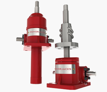 m-series screw jacks