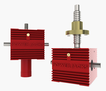 s-series high capacity screw jacks