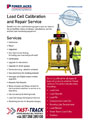 load cell service brochure