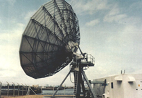 Antenna Dish Positioning