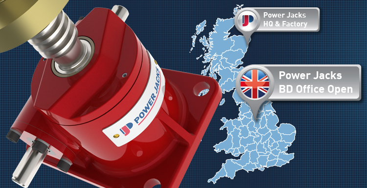 New Birmingham office strengthens our UK profile for Power Jacks