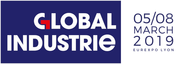 Global Industrie Expo 2019, Lyon, France, 5-8 March 2019