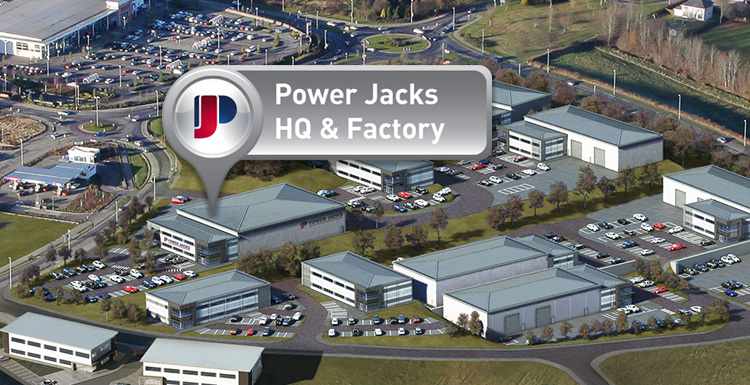 Power Jacks New Factory & HQ - 750x385