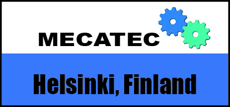 MecaTec Helsinki 2017, Helsinki, Finland, 10-12 October 2017