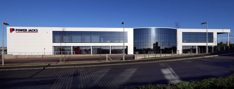 New Ellon Headquarters open for business