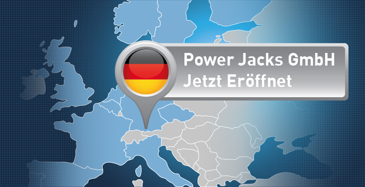 New German office strengthens international profile for Power Jacks