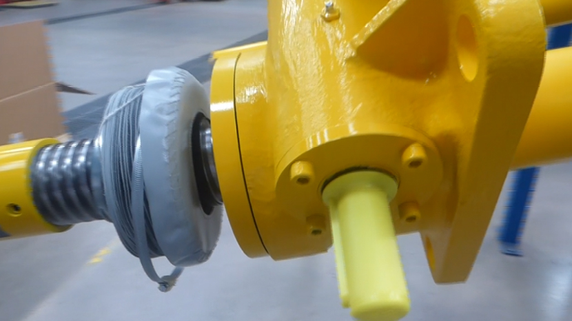 Power Jacks - Sneak Peek - E Series 300kN Yellow Jacking System Movie