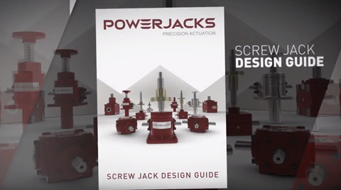Screw Jacks Design Guide