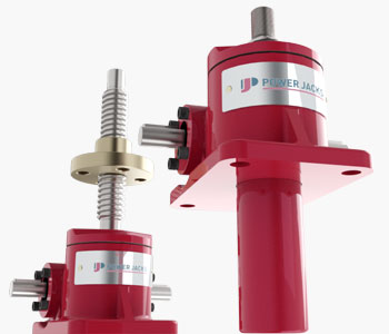 e-series metric machine screw jacks