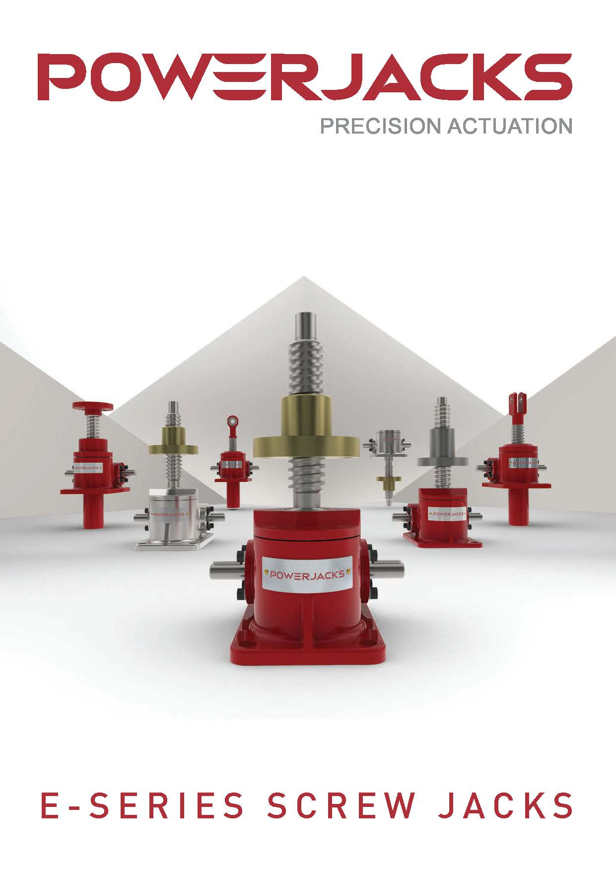 E-Series Screw Jack Brochure