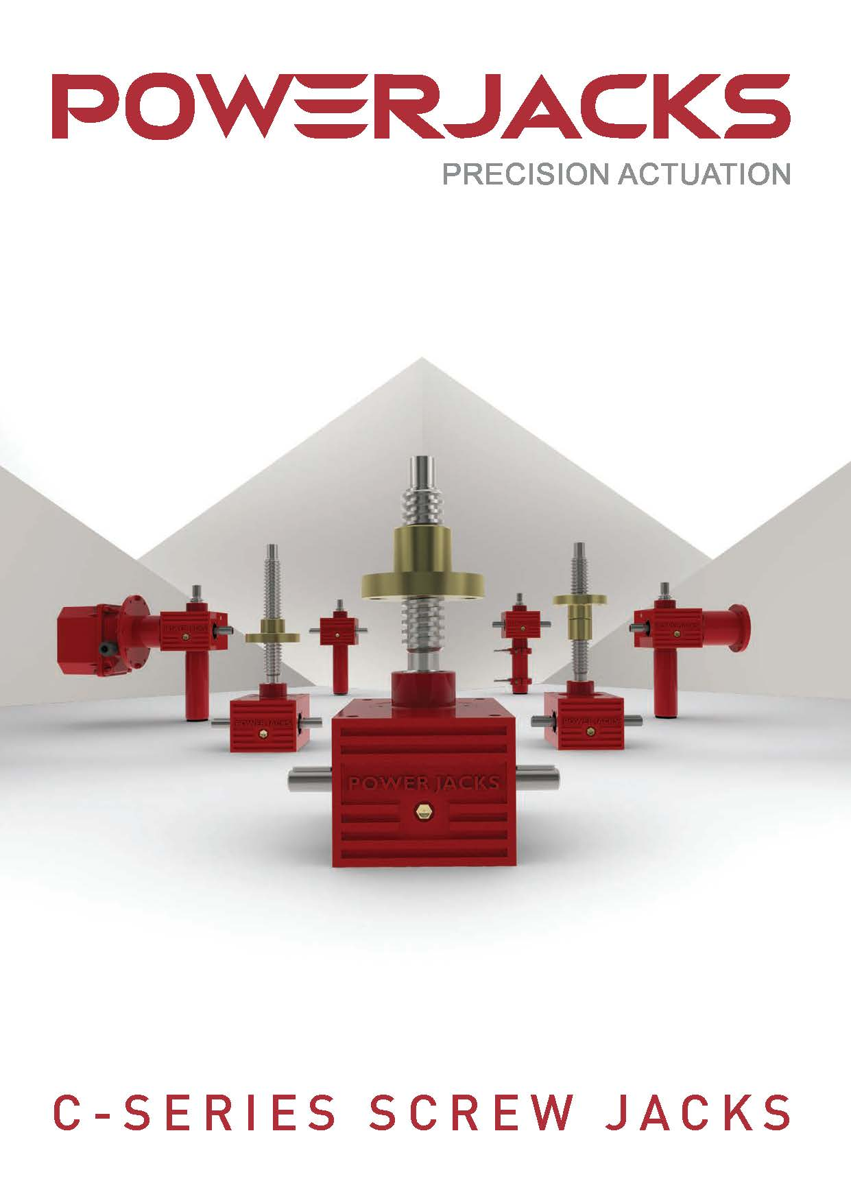 C-Series Screw Jack Brochure
